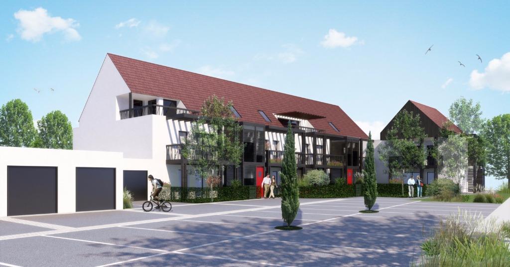 programme immobilier neuf alsace cote cour bartholdi promotion. Black Bedroom Furniture Sets. Home Design Ideas